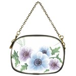 Flower028 Chain Purse (One Side)