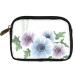Flower028 Digital Camera Leather Case