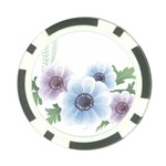 Flower028 Poker Chip Card Guard (10 pack)