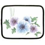 Flower028 Netbook Case (XL)