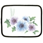 Flower028 Netbook Case (XXL)