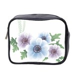 Flower028 Mini Toiletries Bag (Two Sides)