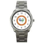 Hand Sport Metal Watch
