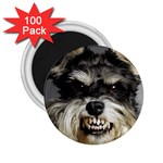 Animals Dogs Funny Dog 013643  2.25  Magnet (100 pack)