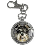 Animals Dogs Funny Dog 013643  Key Chain Watch