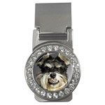 Animals Dogs Funny Dog 013643  Money Clip (CZ)