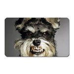 Animals Dogs Funny Dog 013643  Magnet (Rectangular)