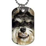 Animals Dogs Funny Dog 013643  Dog Tag (One Side)