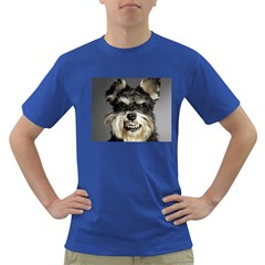 Animals Dogs Funny Dog 013643  Dark T Front
