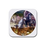 !ndn5 Rubber Coaster (Square)