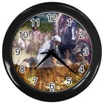 !ndn5 Wall Clock (Black)