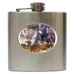 !ndn5 Hip Flask (6 oz)