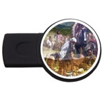 !ndn5 USB Flash Drive Round (1 GB)