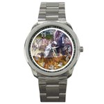 !ndn5 Sport Metal Watch