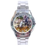 !ndn5 Stainless Steel Analogue Men's Watch