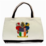 Half Irish American Crest (2) Classic Tote Bag (Two Sides)