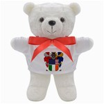 Half Irish American Crest (2) Teddy Bear