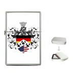 Heritage German American  Flip Top Lighter