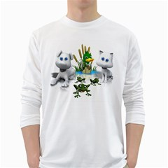 Animals Long Sleeve T Front