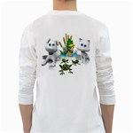 Animals Long Sleeve T Back