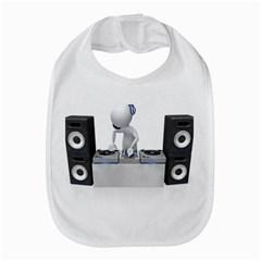 Dj Mixing Turntables 1600 Clr Bib from ArtAttack2Go Front