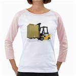 Forklift Pallet Box Pc 1600 Clr Girly Raglan