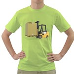 Forklift Pallet Box Pc 1600 Clr Green T-Shirt