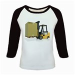 Forklift Pallet Box Pc 1600 Clr Kids Baseball Jersey