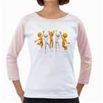 Team Celebration Pc 1600 Clr Girly Raglan