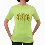 Team Celebration Pc 1600 Clr Women s Green T-Shirt