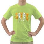 Team Celebration Pc 1600 Clr Green T-Shirt
