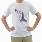 Shout From Roof 1600 Clr White T-Shirt