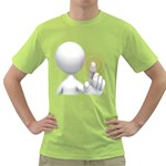 Screen Press Pc 1600 Clr Green T-Shirt