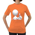 Screen Press Pc 1600 Clr Women s Dark T-Shirt