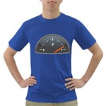 Fuel Gauge Full 1600 Clr Dark T-Shirt