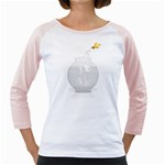 Fish Jump Pc 1600 Clr Girly Raglan