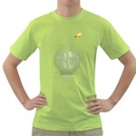 Fish Jump Pc 1600 Clr Green T-Shirt