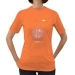 Fish Jump Pc 1600 Clr Women s Dark T-Shirt