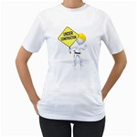 Under Construction Pc 1600 Clr Women s T-Shirt