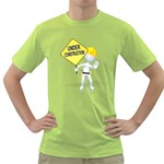 Under Construction Pc 1600 Clr Green T-Shirt