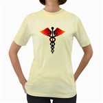 Z3 Women s Yellow T-Shirt