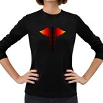 Z3 Women s Long Sleeve Dark T-Shirt