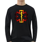 Z4a Long Sleeve Dark T-Shirt