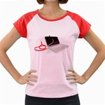 Usb Stethoscope2 Pc 1600 Clr Women s Cap Sleeve T-Shirt