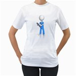Nurse Charting Pc 1600 Clr Women s T-Shirt
