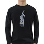 Microscope Pc 1600 Clr Long Sleeve Dark T-Shirt