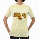 Chessy Sauce Shirt Women s Yellow T-Shirt