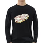 030 Long Sleeve Dark T-Shirt