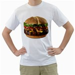 Burgerking Xt White T-Shirt