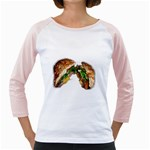 Sandwich Girly Raglan